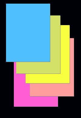 【最大送料無料】PMカット紙激安!ネオンカラー 約B4 50枚5個以上ご購入で送料無料【当日発送可】【普通紙】【色上質紙 蛍光紙】