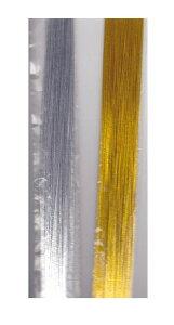 特光水引(アルミ金 銀)長さ900mm (100本入)