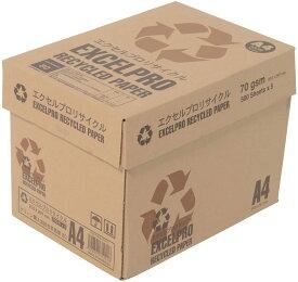 APPJ 再生コピー用紙 A4 2500枚 (500枚×5〆) エクセルプロリサイクル沖縄は9800円以上 送料無料【9SS】