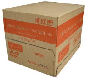 三菱 再生コピー用紙 RE-N A3 1500枚 (500枚×3冊) あす楽 再生PPC リサイクル OA用紙【9SS】