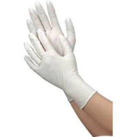あす楽 ニトリル手袋 粉付 S M L 100枚入り 白 ホワイト オカモト イージーグローブ755
