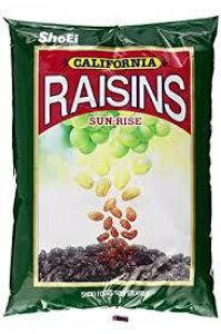 カリフォルニア レーズン1kg