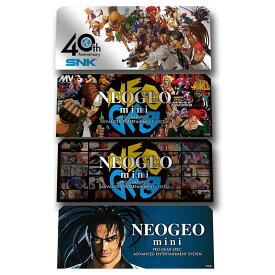 NEOGEOmini キャラクターステッカー (4枚入り) [お一人様1点限り] ネオジオ ミニ SNK