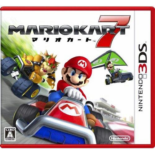 【新品】【3DS】 マリオカート7 [CTR-P-AMKJ]