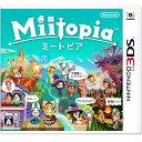 【新品】【3DS】 Miitopia (ミートピア) [CTR-P-ADQJ]