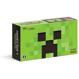 MINECRAFT Newニンテンドー2DS LL CREEPER EDITION (JAN-S-MBDG) 2DSLL 3DS 本体 新品 マインクラフト
