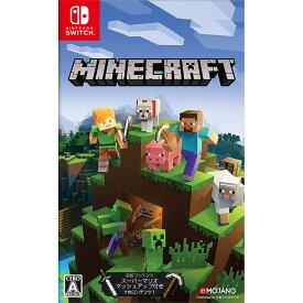 【新品】【NSW】 Minecraft (マインクラフト) Nintendo Switch版 [HAC-P-AEUCA]