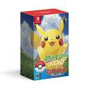 ポケットモンスターLet'sGo!ピカチュウモンスターボールPlusセット(HAC-R-ADW2A)NintendoSwitch新品NSW