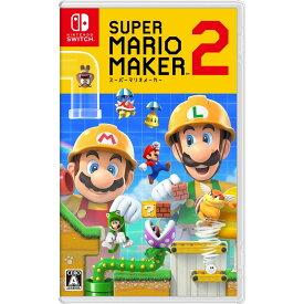 スーパーマリオメーカー 2 Nintendo Switch 新品 NSW (HAC-P-BAAQA)