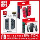 【新品】【NSW】 Nintendo Switch みんなで遊ぶ為のJoy-Conセット [オリジナルセット][ニンテンドースイッチ][ジョイコン]