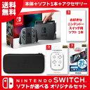 ニンテンドー スイッチ 本体 Nintendo Switch ソフトが選べるオリジナルセット(HAC-S-KAAAA) オリジナルセット スプラトゥーン2 マイン…