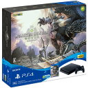 【予約】【PS4】 1月26日発売予定 PlayStation4 MONSTER HUNTER: WORLD Starter Pack Black [プレイステーション4 本体][CUHJ-10022]