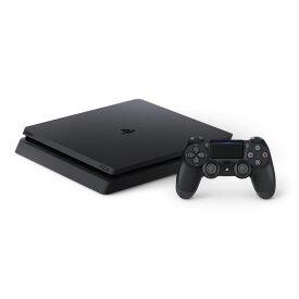 【新品】【PS4】 PlayStation4 ジェット・ブラック 500GB [プレイステーション4 本体][CUH-2100AB01]