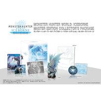 モンスターハンターワールド:アイスボーンマスターエディションコレクターズパッケージPS4新品9月6日発売予定予約(CPCS-01156)