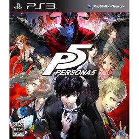 【新品】【PS3】 ペルソナ5 通常版 [BLJM-61346]