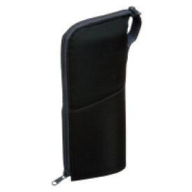 コクヨ ペンケース<ネオクリッツ>ラージサイズ ブラック×ダークグレー F-VBF181-1