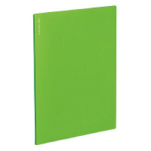 メイ-NF10LG 名刺ファイルα<ノビータα> A4S ライトグリーン 200名収容 コクヨ 4901480297637