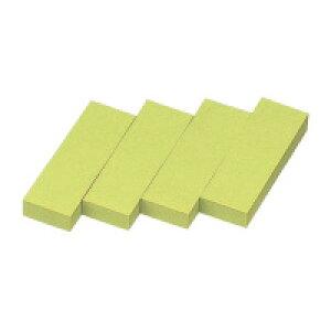 スリーエム ジャパン (5001-G) ポスト・イット再生紙ふせん エコノパック 75×25mm 100枚×20 グリーン