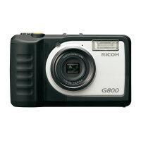 リコー (G800) 工事現場用デジタルカメラ G800 1600万画素