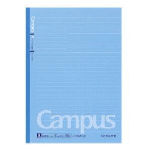 キャンパスノート(ドット入り罫線カラー表紙)A罫 ノ-3CAT