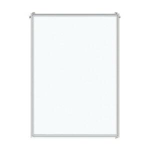 コクヨ (TY-FP4) スチレンボード(フレーム付き) B4 窓寸法:W243×H350mm☆
