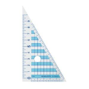 ★3月22日12時注文分よりポイント10倍★ コクヨ (GY-GBA210) 三角定規(再生PET樹脂製) 10cm目盛り 2種(30度・45度)☆