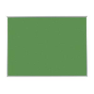 馬印 (KB34G-M3) ツーウェイ掲示板(ピン・マグネット両用) グリーン 1210mm×910×17mm☆