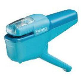 コクヨ   針なしステープラー<ハリナックス>(ハンディ10枚) ライトブルー SLN-MSH110LB☆