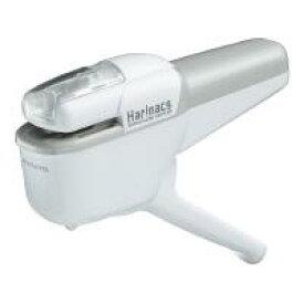 コクヨ   針なしステープラー<ハリナックス>(ハンディ10枚) ホワイト SLN-MSH110W☆