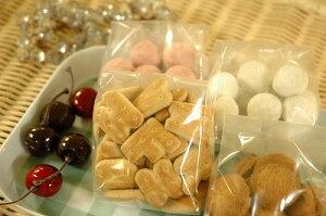 【乾燥剤対応】クッキー袋ムジ 130×230 マチ有(1セット100枚入)