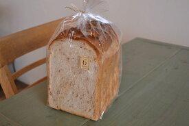 【食パン シール】クラフト枚数シール クレル(1セット1,000枚入)