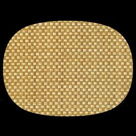 マット 尺3小判マット AS-9-8 竹格子 390x292mm 1枚 敷マット テーブルマット 樹脂マット ランチョンマット02P05Sep15