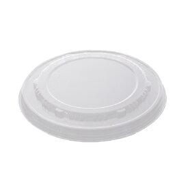 サンナップ 大型紙バーレル用ふた CO-1L-F ヤムヤムパーティー用 透明蓋 300枚 ポップコーン ポテト テイクアウト