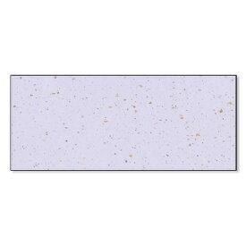 高級和紙おてもとマット 天の川紫 No.3303 (100枚) 使い捨て お品書き 敷紙 ランチョンマット 懐敷 懐紙 グルメ和紙 紙製品