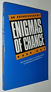 Enigmas of Chance: An Autobiography