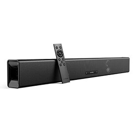 Anker Soundcore Infini Bluetooth サウンドバー 2.1ch対応 サブウーファー BassUpテクノロジー リモコン付属 光デジタル・同軸デジタル入力