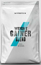 Myprotein マイプロテイン・Impact ウェイトゲイナー (チョコレートスムース, 5kg)