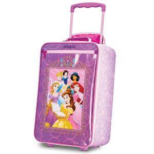 アメリカンツーリスター ディズニー プリンセス ソフト キャリーバッグ 3歳から キャリーケース 機内持込み