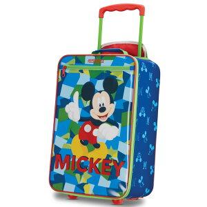 アメリカンツーリスター ディズニー ミッキーマウス ソフト キャリーバッグ 3歳から サムソナイト 機内持込み