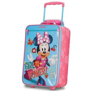 アメリカンツーリスター ディズニー ミニーマウス ソフト キャリーバッグ 3歳から サムソナイト 機内持込み