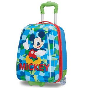 【決算セール割引商品】アメリカンツーリスター ディズニー ミッキーマウス ハード キャリーバッグ 3歳から 機内サイズ サムソナイト