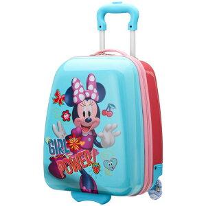 アメリカンツーリスター ディズニー ミニーマウス ハード キャリーバッグ 3歳から 機内サイズ サムソナイト