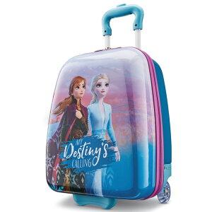 アメリカンツーリスター ディズニー アナと雪の女王2 ハード キャリーバッグ 3歳から 機内サイズ サムソナイト