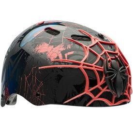 BELL 子供用ヘルメット・プロテクター 3D スパイダーマン ハードシェル