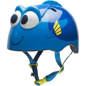 キッズ ヘルメット ディズニー ドリー 子供 自転車 ディズニー 3D ハードシェル Mサイズ