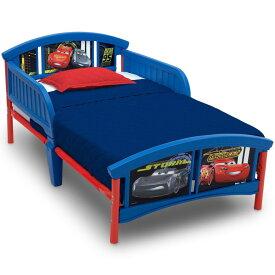 Online ONLY(海外取寄)/ デルタ トドラーベッド 子供 家具 子供部屋 ベッド Delta ディズニー カーズ