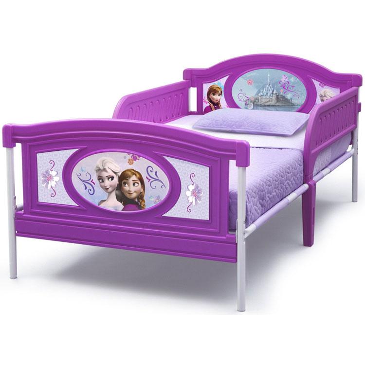デルタ ディズニー アナと雪の女王 DX ツインベッド 3歳から /配送区分A