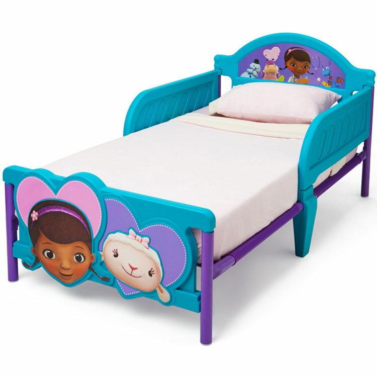 デルタ ドックはおもちゃドクター 3D 子供用ベッド 女の子 2歳から