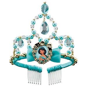 【決算セール割引商品】ディズニー プリンセス アラジン ジャスミン ティアラ ハロウィン アクセサリー 女の子 キッズ 子供 コスプレ Disguise 99624 ルービーズ