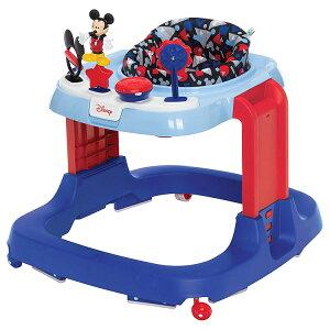【P2倍・04/20限定+クーポン有】歩行器 ディズニー ミッキーマウス ベビーウォーカー